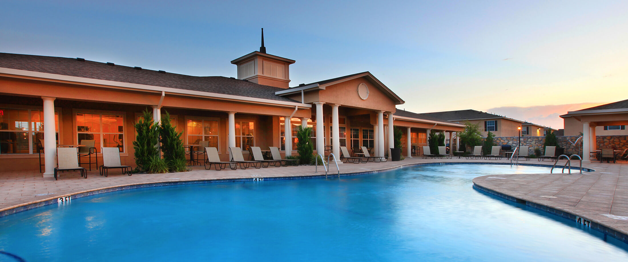 The Cottages At Edgemere Apartments In El Paso Tx
